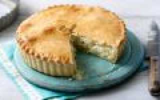 Луковый пирог с плавленным сыром: рецепт приготовления