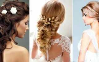 Повседневные прически на длинные волосы: косы, хвост, греческие плетения