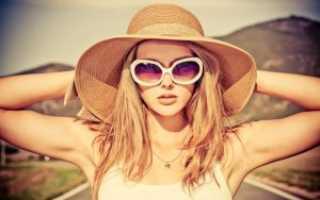 Как защитить волосы летом – особенности и средства