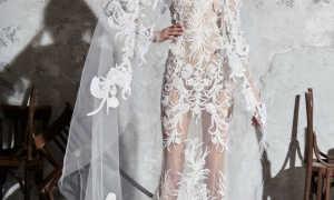 Свадебные платья 2020 года А-силуэта – интересные варианты