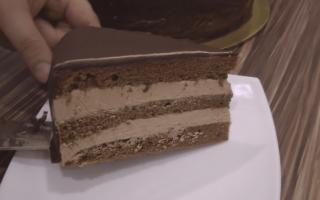 Торт прага по домашнему – варианты приготовления