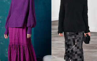 Модные женские свитера: зима 2020