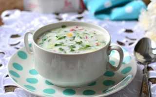 Окрошка на кефире: рецепт традиционного блюда по-новому