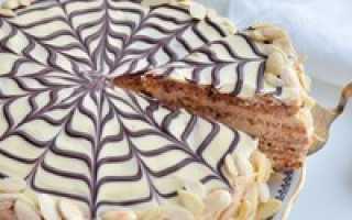 Эстерхази: рецепт торта