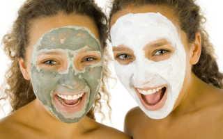 Маска из белой глины для лица – особенности и эффект