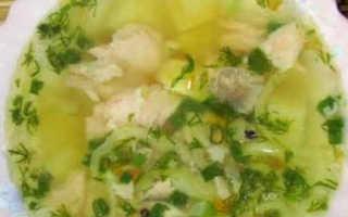 Уха из лосося: рецепт приготовления