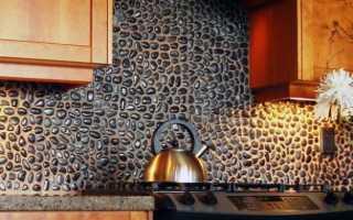 Искусственный камень в интерьере: декоративное покрытие