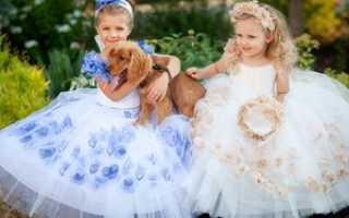 Как накрахмалить платье в домашних условиях: для пышности, детское, свадебное