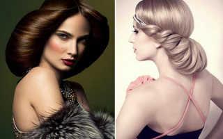 Вечерние причёски на длинные волосы: правила выбора