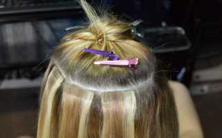 Технология наращивания волос: выберите лучший способ нарастить локоны