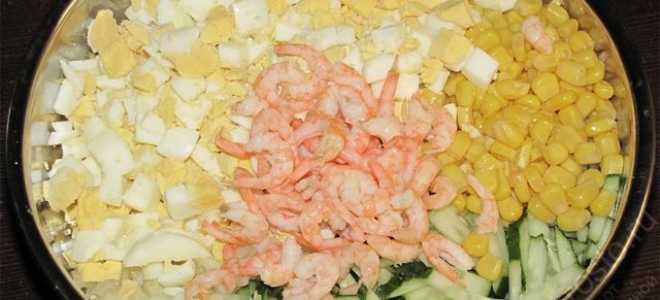 Соус для салата с креветками: важные акценты