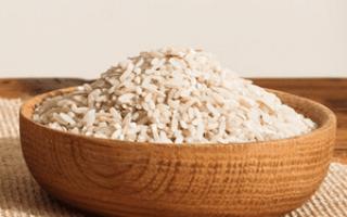 Средства от поноса: рецепты рисового отвара