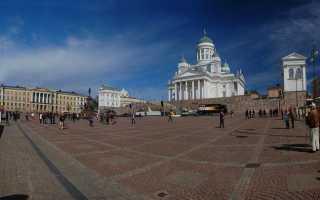 Хельсинки: достопримечательности