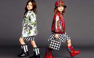 Как выбирать детскую одежду и на что обращать внимание