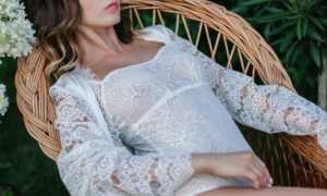 Женские пеньюары: самые роскошные модели