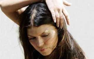 Прыщи на голове в волосах: причины появления