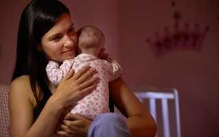 Какие трудности подстерегают маму после родов в первые дни?