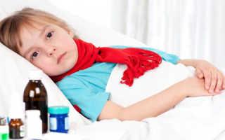 У ребенка понос и рвота: необходимое лечение