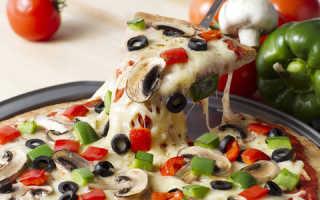 Пицца на сковороде: рецепт приготовления