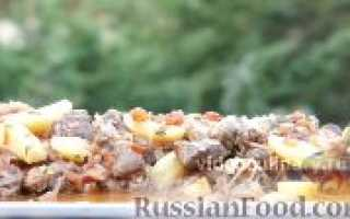 Баранина: рецепты для вашего стола