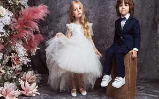 Детская одежда зима  – тенденции 2020 года
