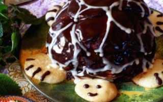 """Торт """"Черепаха"""": забавно и вкусно!"""