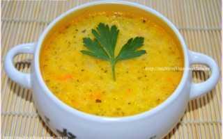 Сырный суп в мультиварке: рецепт экспресс-блюда