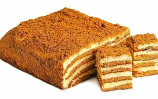 Торт из печенья и сгущенки: отличный десерт на скорую руку