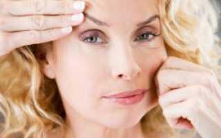 Дряблая кожа лица – правила ухода