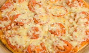 Пицца на кефире: рецепт приготовления