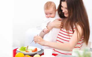 Меню кормящей мамы в первые месяцы и в дальнейшем: рецепты на каждый день, что можно и нельзя есть