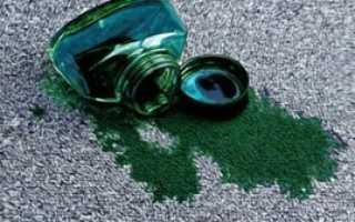 Удаление пятен с мягкой мебели. Как удалить пятна от зеленки, кофейные пятна
