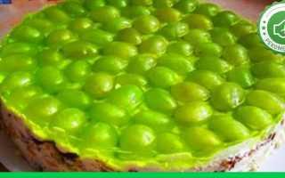 """Желейный торт """"Мозаика"""": наслаждение для желудка и глаз"""