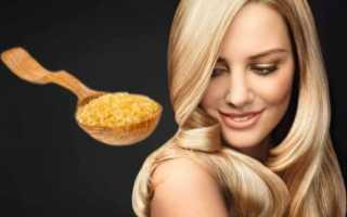 Ламинирование волос в домашних условиях: желатин