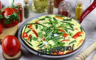Вкусный омлет – на завтрак и на обед!